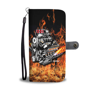 BLOWN HEMI Phone Wallet Case