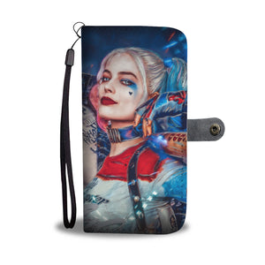 Harley - Joker Wallet Phone Case