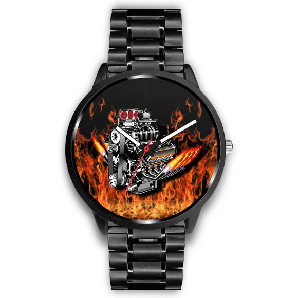 SUPERCHARGED HEMI WATCH