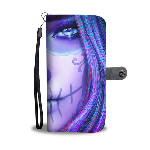 Purple Sins Wallet Case