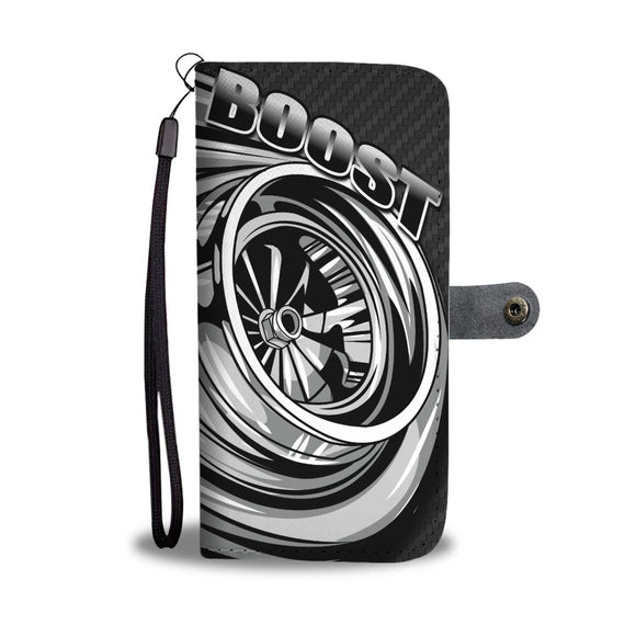 Turbo Phone Wallet Case