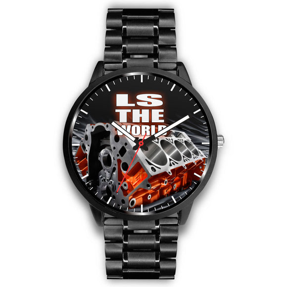 LS THE WORLD WATCH