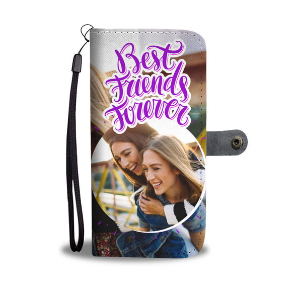 BFF Phone Wallet Case
