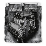 rather be blown bedding