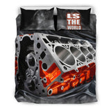 LS THE WORLD Bedding