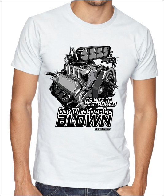 Rather be BLOWN Tshirt,