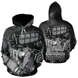Rather Be Blown Hoodie
