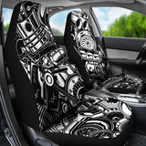 CRAZY PARTS SEAT COVERS