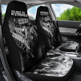 Rather Be Blown Seat Cover
