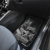 Rather Be Blown Floor Mats
