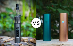 The Arizer Air 2 vs the Pax 3
