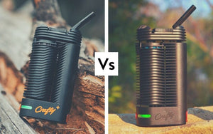 Crafty Plus Vs Crafty Vaporizer