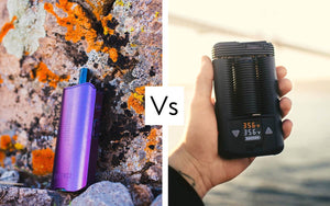 Davinci IQ 2 Vs. Mighty vaporizer comparison