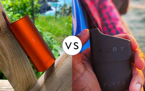 Davinci Miqro Vs Fury 2 Vaporizer Comparison