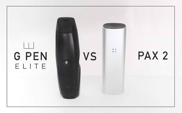 Grenco G Pen Elite vs Pax 2