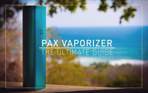 The Ultimate PAX Vaporizer Guide