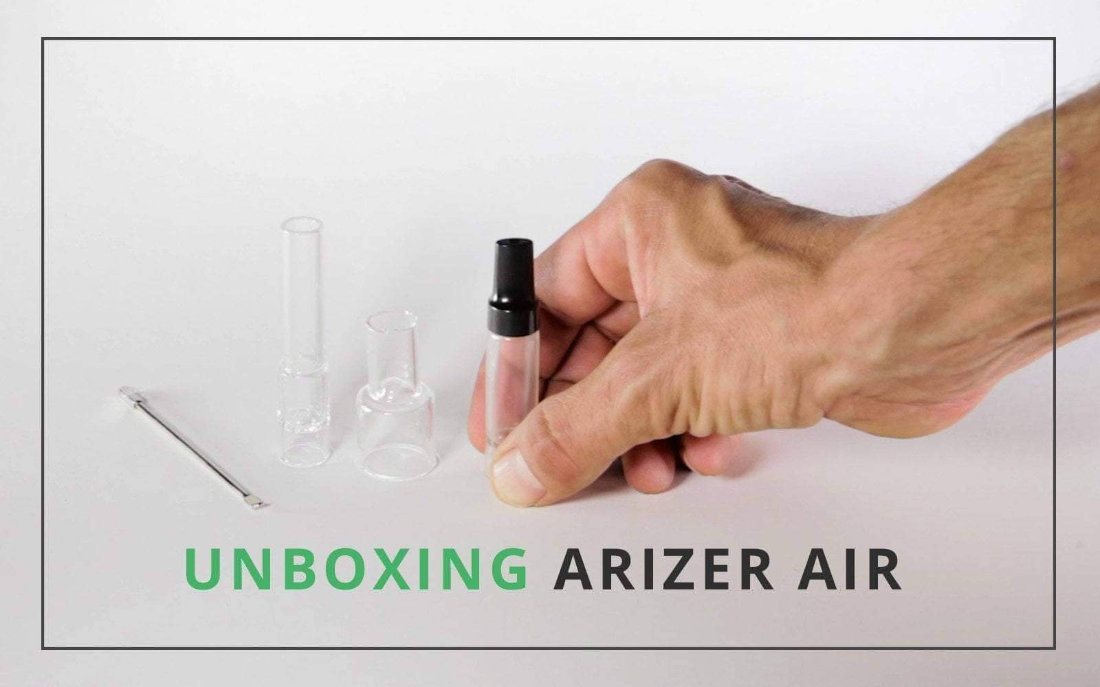 Unboxing Arizer Air