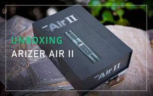 Unboxing Arizer Air 2