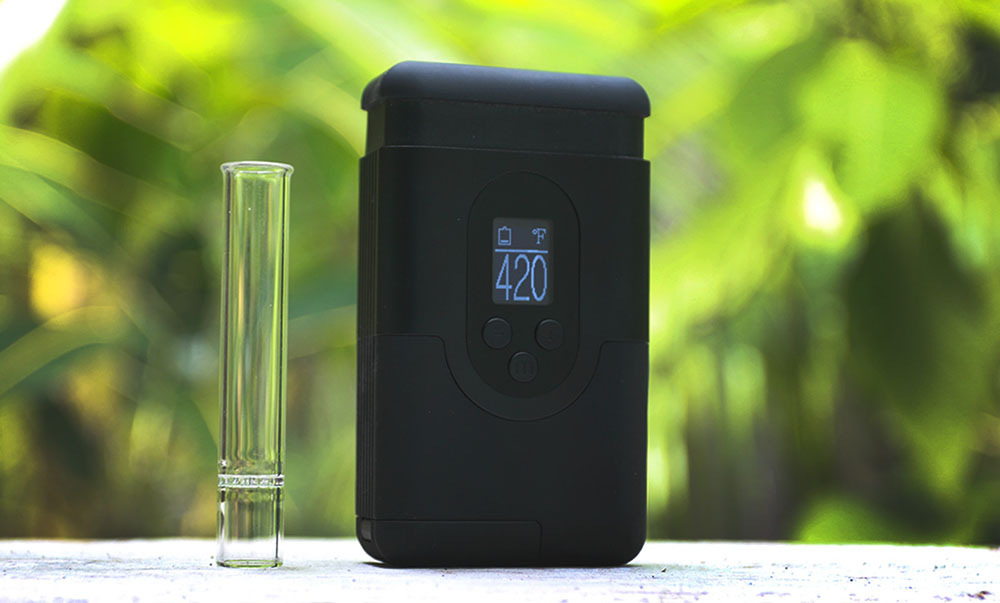 A fully cleaned Arizer ArGo