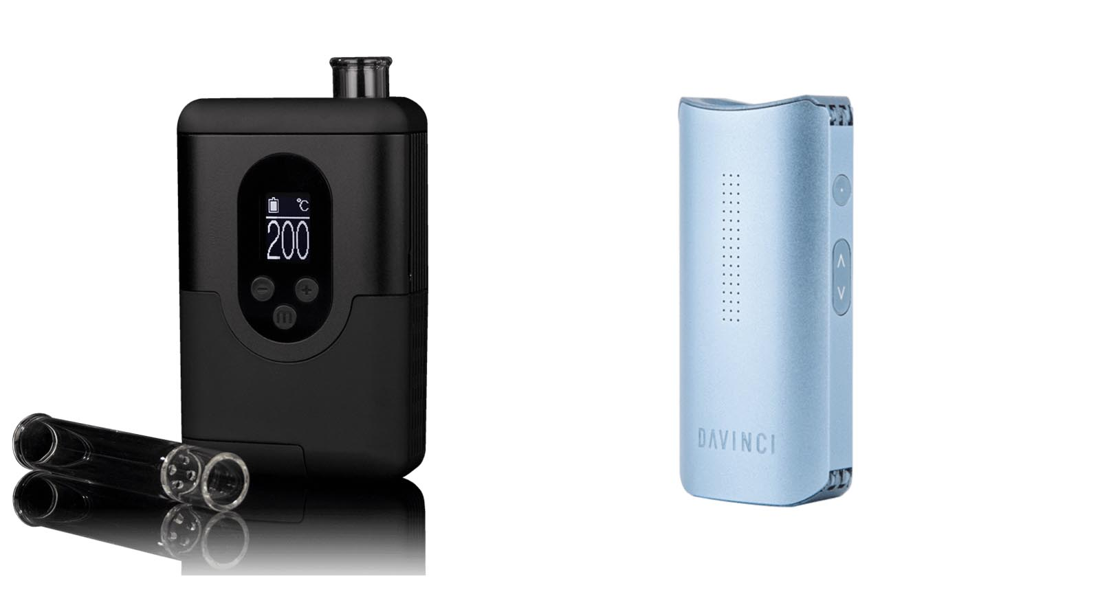 Arizer ARGO vs Davinci IQ