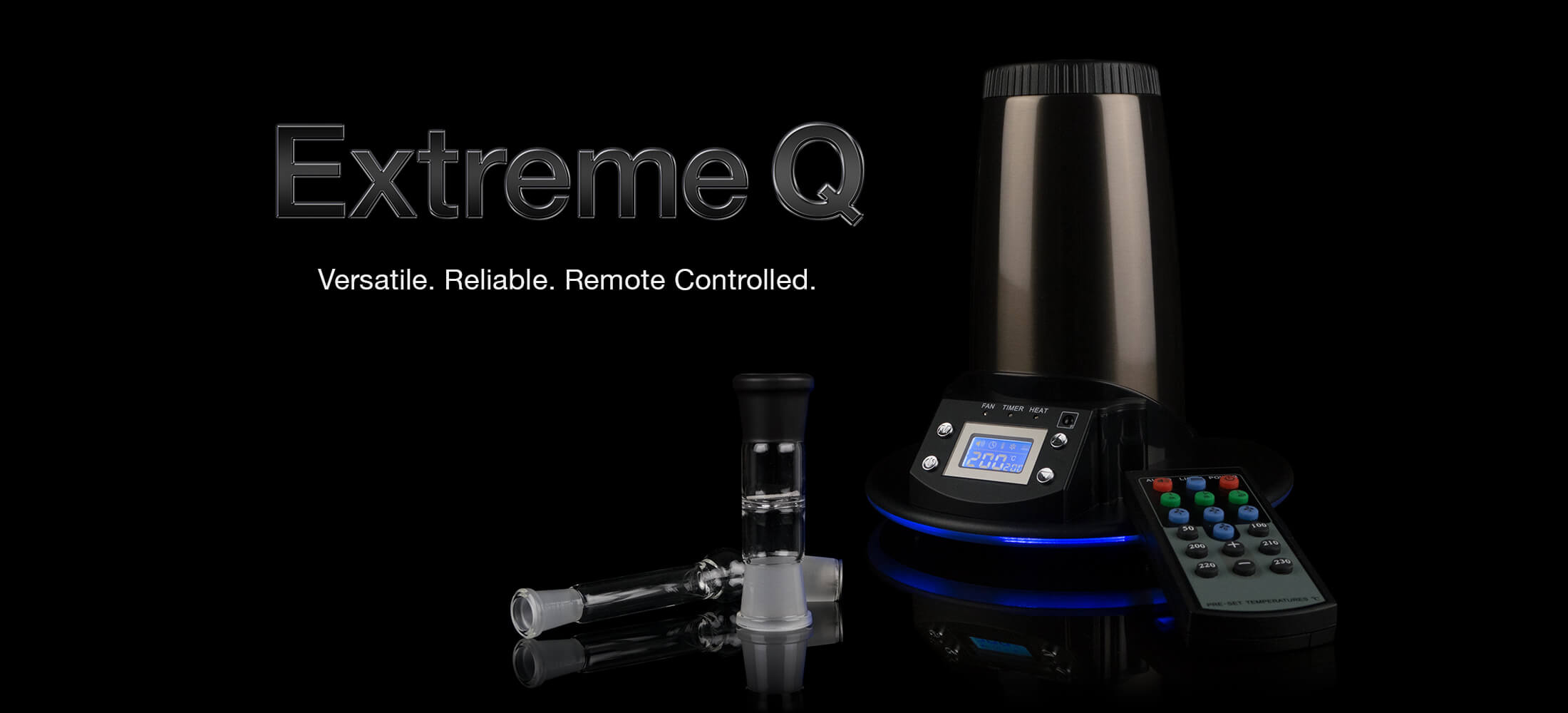 The Arizer Extreme Q Vaporizer