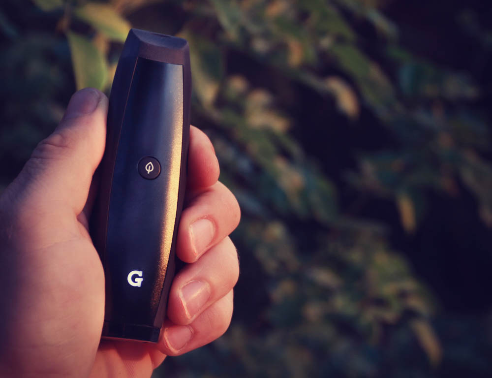 G pen Elite vaporizer review canada