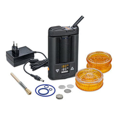 Mighty Vaporizer - in the box?