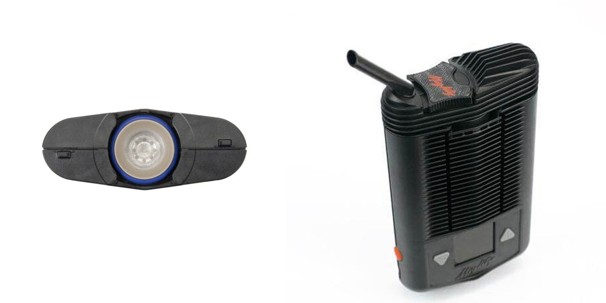 Boundless CFX Vs Mighty Vaporizer