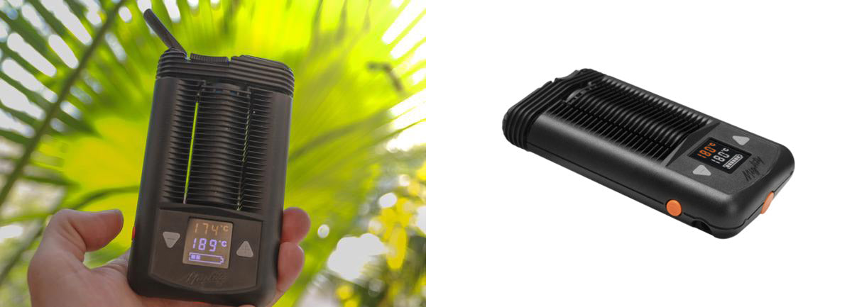 Mighty vaporizer portable