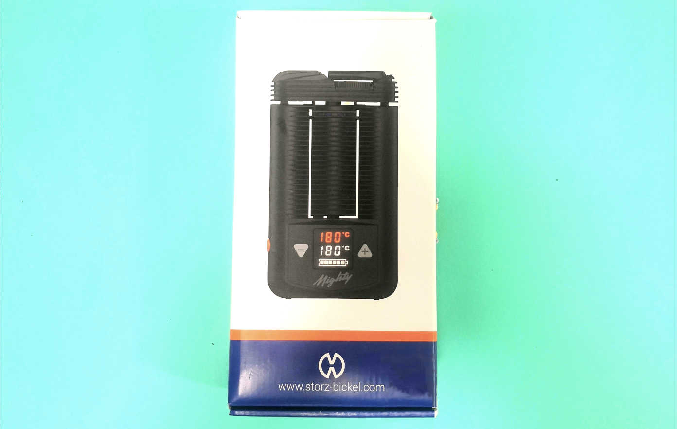 Storz and Bickel Mighty Vaporizer Box