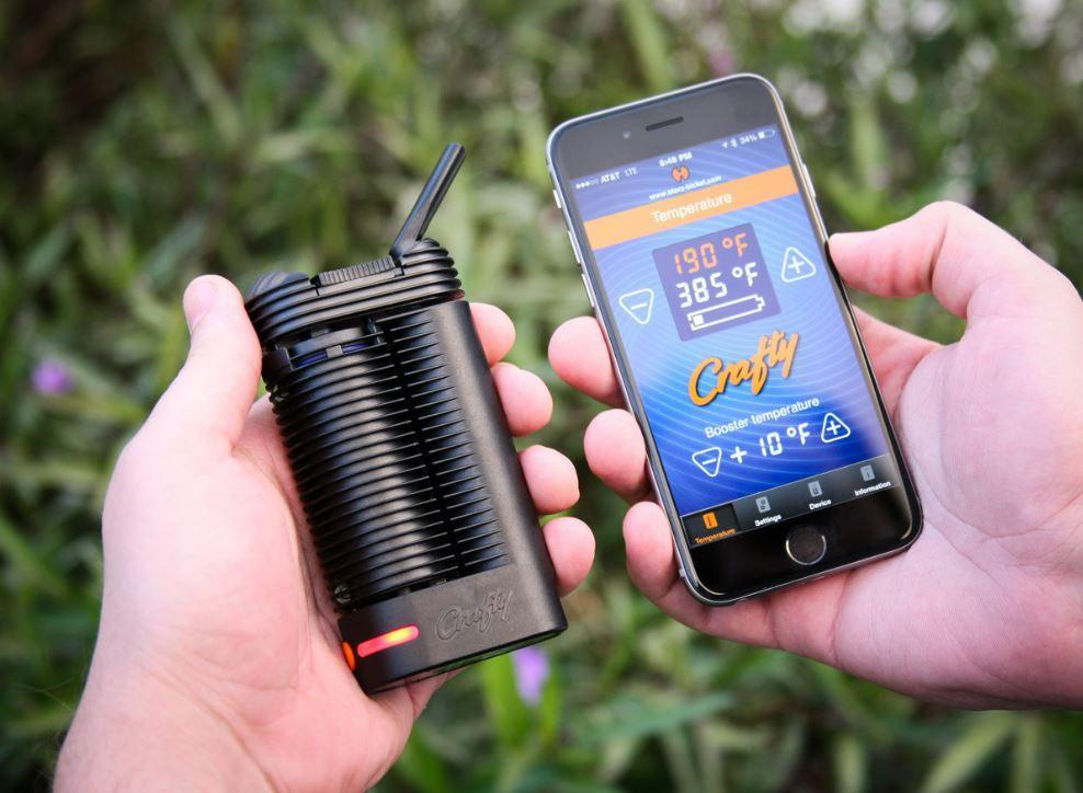 Boundless CF vs Crafty Vaporizer
