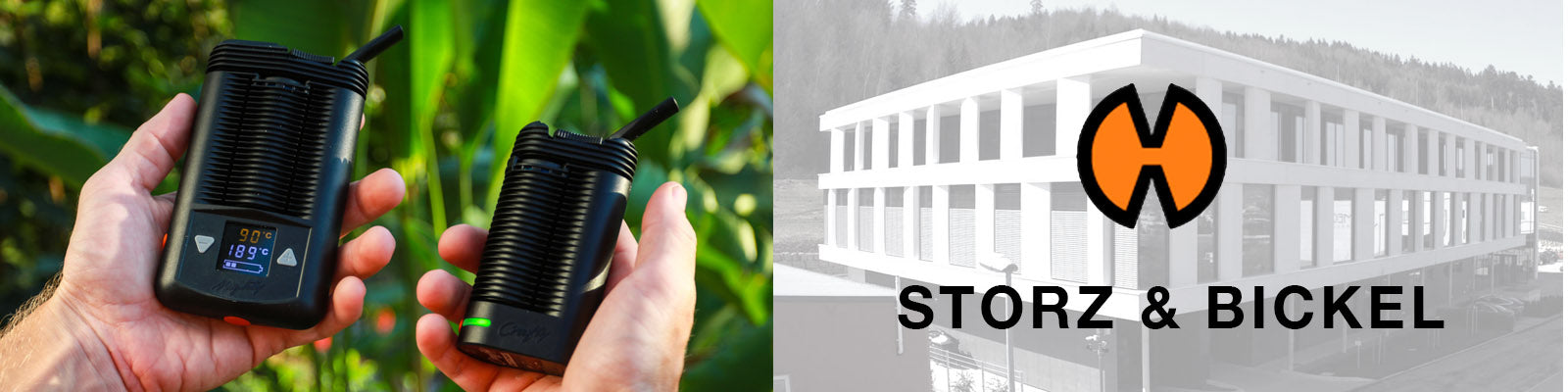 Storz & Bickel Vaporizers Canada Authorized Sellers Free Shipping