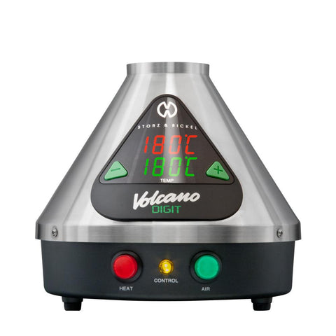 Best vaporizers for beginners ? Volcano desktop