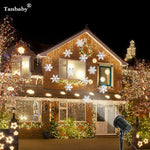 Snowflake LED Laser Spotlight For Any Occasion - Fogglight