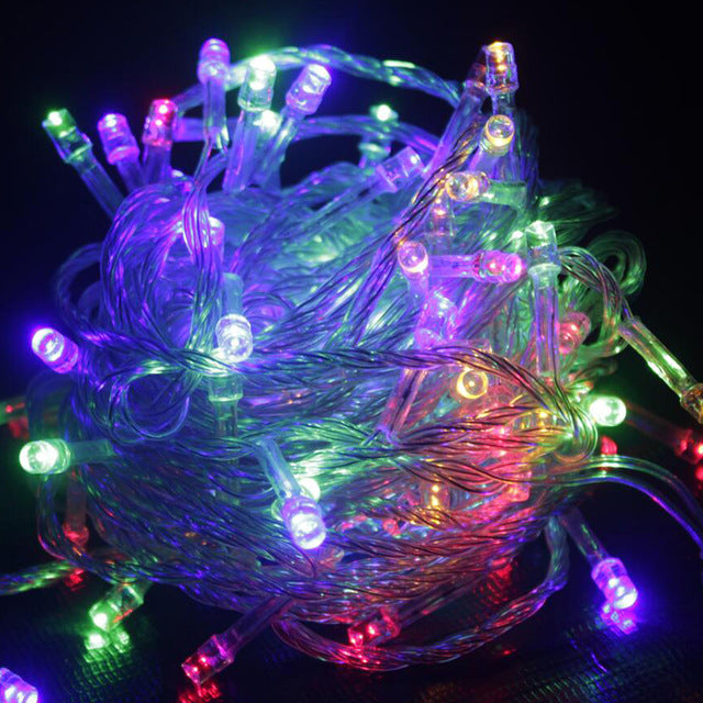 Christmas New Year LED String Lights - Fogglight