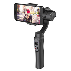 Smooth 3 Axis Handheld Gimbal Stabilizer