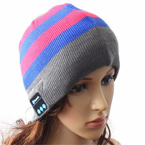 Wireless Washable Bluetooth Winter Hat - Fogglight