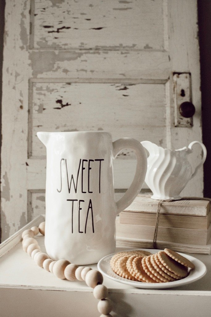 Sweet Tea Pitcher