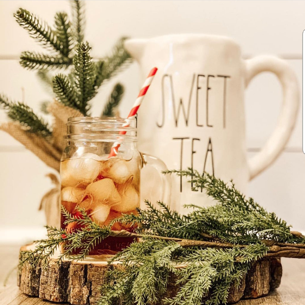 Farmhouse Style Sweet Tea Pitcher