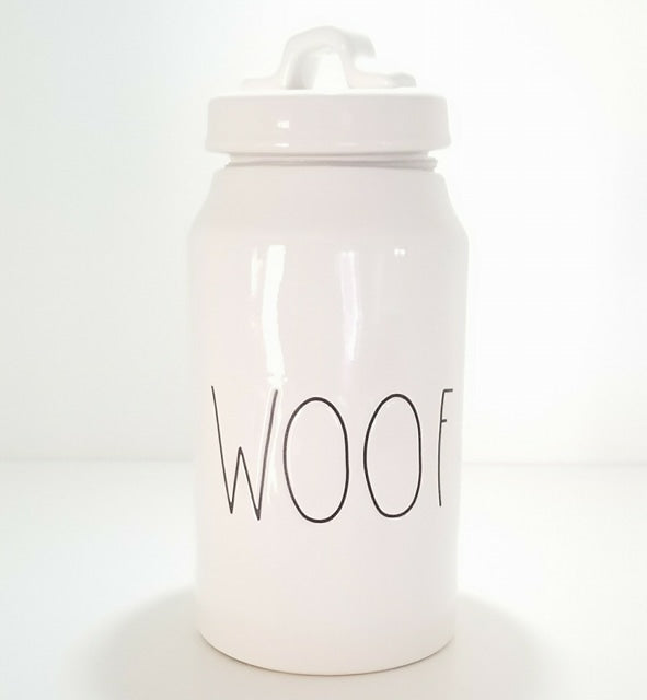 Woof Pet Canister