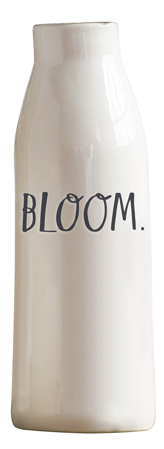 Rae Dunn Large Vase BLOOM