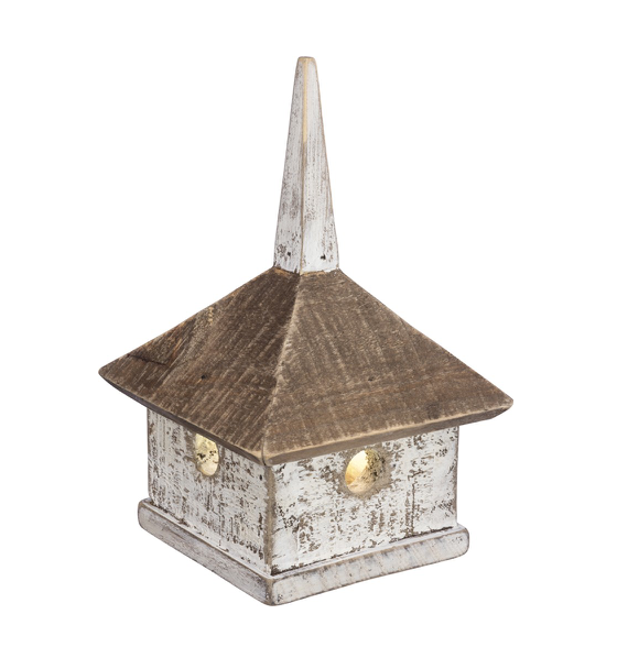 LIGHTED TOWER BIRDHOUSE