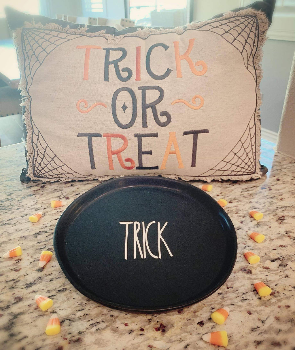 Trick Plate