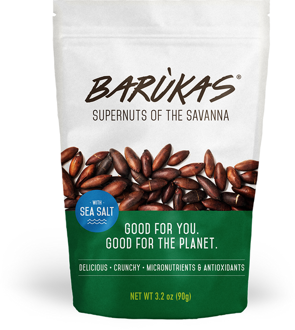 Barukas with Sea Salt 3.2 oz