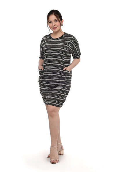 Raglan Shift Dress (GNSD 023 A)
