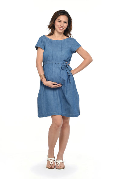 Denim Day Dress (DRS 195)
