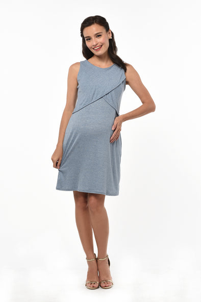 Sleeveless Day Dress (GNSD 045)