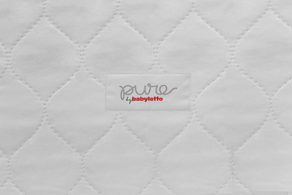 T6008W,Hybrid Mini Crib Mattress Cover for M5346C