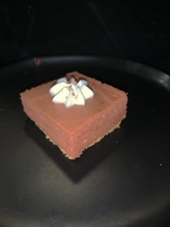 Chocolate Mousse Square