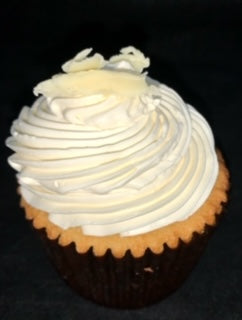 Cupcake  Vanilla with Wedding cake Buttercream